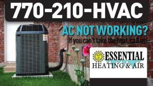 Essential Heating and Air Conditioning