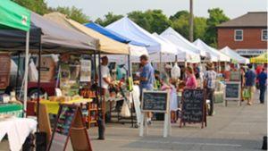 Leesburg Farmers' Market/Tree Life