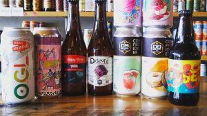 Beer Girl, Growlers & Bottleshop