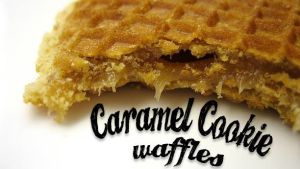 Caramel Cookie Waffles Co.