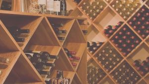Atlanta Custom Wine Cellar