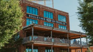 Boulevard Brewing Co. Tours and Rec Center