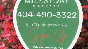 Milestone Markers
