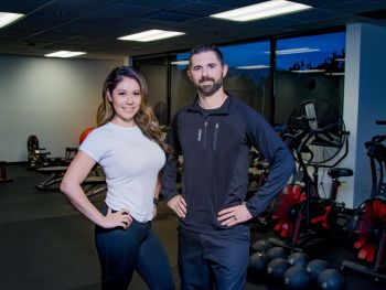 Move Fitness, South Old Springs Road, Anaheim, CA, USA