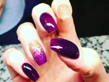 Deluxe Nails and Spa