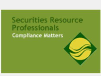 Securities Resource Professionals