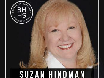 Suzan Hindman, Berkshire Hathaway HomeServices Woodmont Realty