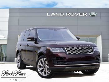 Park Place Land Rover DFW