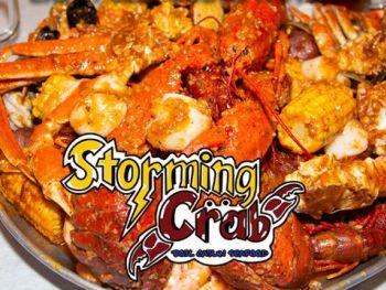 Storming Crab Boiled Cajun Seafood