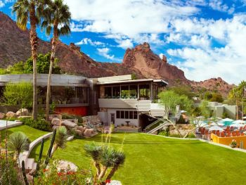 Sanctuary Camelback Mountain Resort