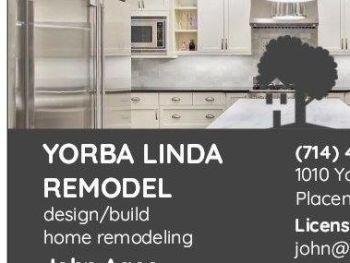 Yorba Linda Remodel