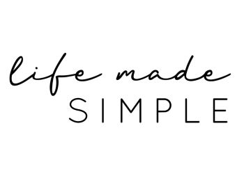 Life Made Simple At Home