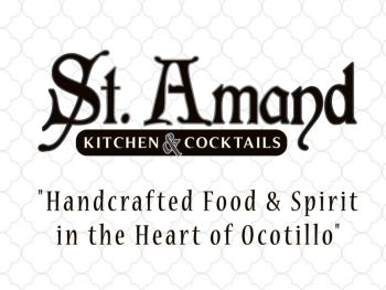 St Amand Kitchen & Cocktails