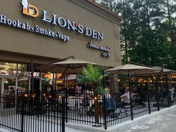 Lion's Den - Beau Monde Cigar Bar