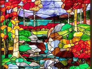 Laura Goff Designs, Custom Stained Glass