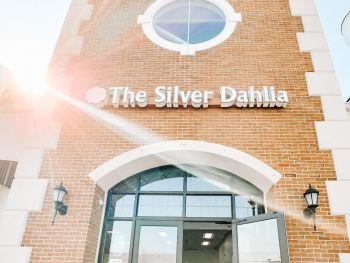 The Silver Dahlia