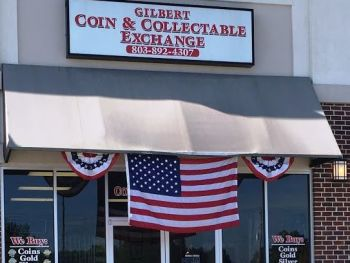 Gilbert Coin and Collectible Exchange