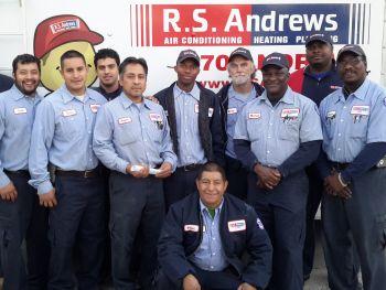 R S Andrews