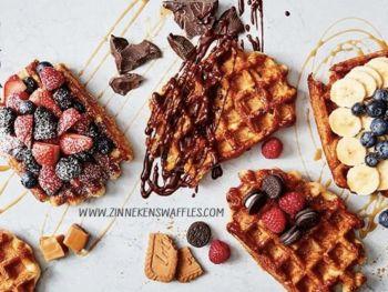 Zinneken's Belgian Waffles and Cafe