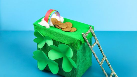 5 St. Patrick's Day DIY Gifts + Snacks