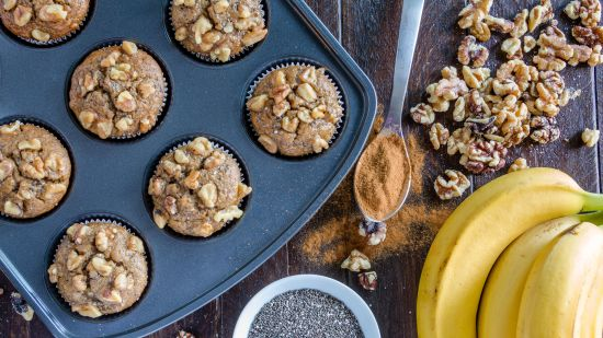 Recipes to Use Bananas, Apples + Peaches