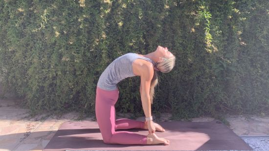7 Yoga Poses to Energize You