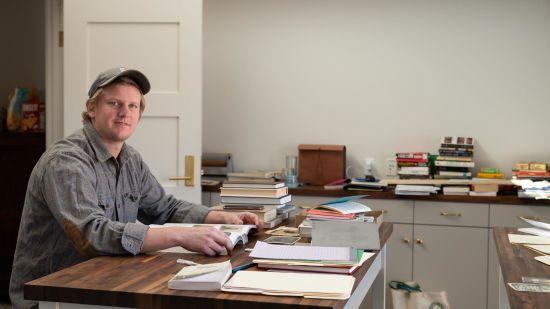 Meet Writer + Linguist Eric Follett