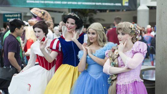 Turn Yourself Into a Disney Princess