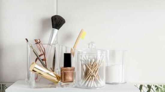 Organizing Your Beauty Products