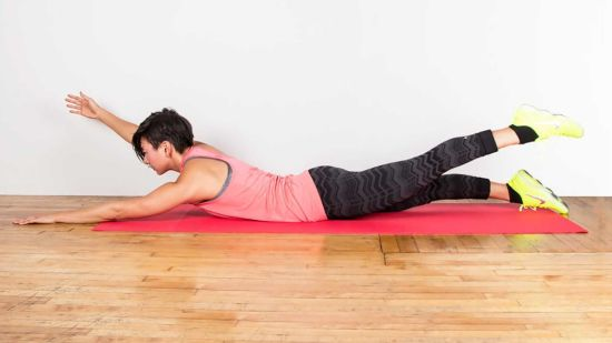 50 At-Home Bodyweight Exercises