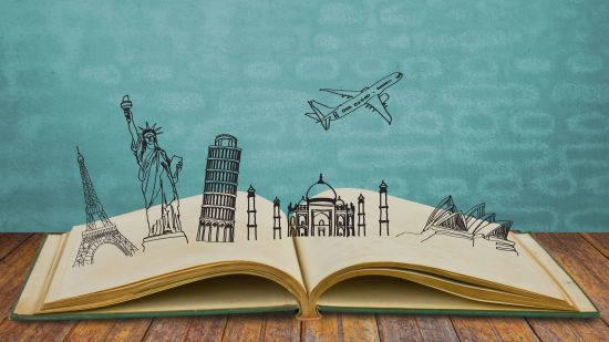 5 Coffee Table Books for Travel Junkies