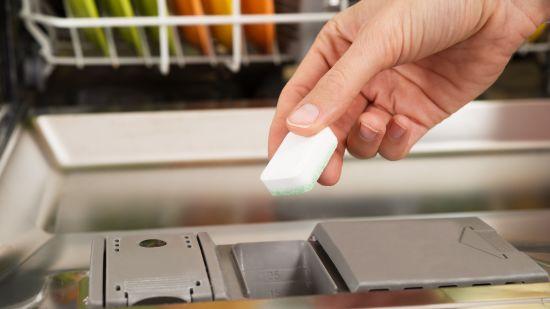 DIY Dishwasher Detergent Tabs
