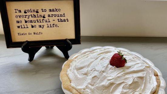 G.G.'s Strawberry Pie