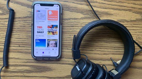 5 Podcasts to Keep You Company