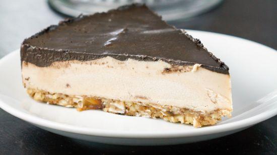No-Bake Peanut Butter Cup Pie