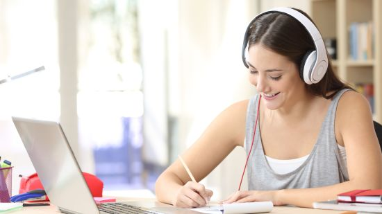 Learn a Foreign Language from Home