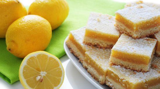 3 Lovely Lemon Dessert Recipes
