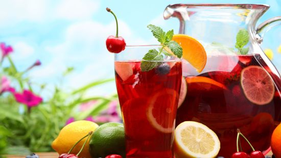 A Summer of Sangria
