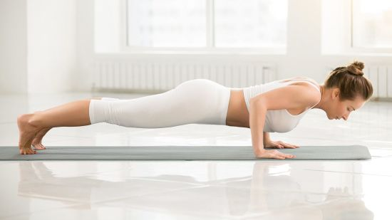 How to Do a Chaturanga Correctly in Yoga