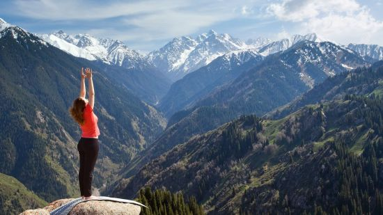 How to Get the Most Out of Mountain Pose