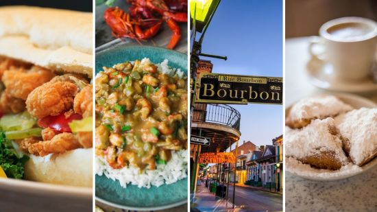 New Orleans' Cuisine is Calling
