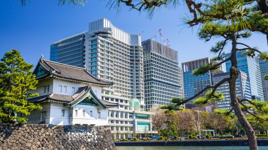 4 Beautiful Hotels in Japan