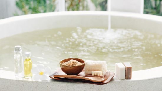 Bath Accessories to Help You Relax