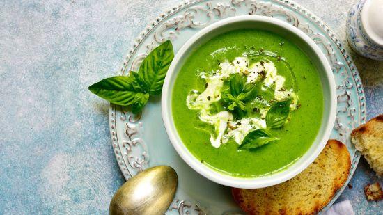 3 Light Springtime Soups
