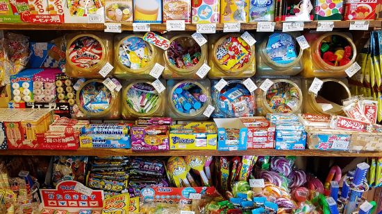 Order These Japanese Sweets Online
