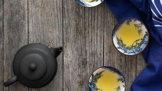 Master Japanese Sake, Tea + Mochi