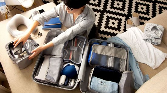 Cosmetic Travel Cases to Hold Everything