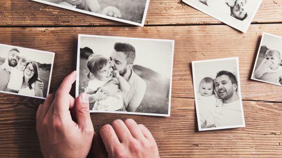 How to Digitize Family Photos