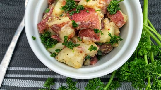 German-Inspired Potato Salad