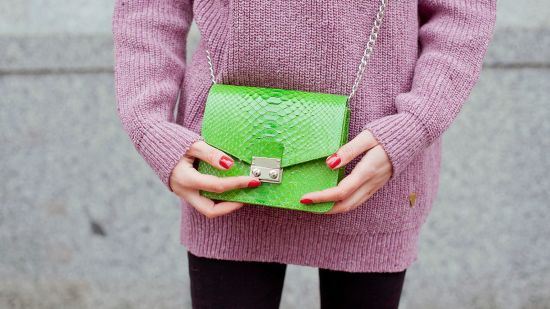 This 2020 Handbag Trend is Going Green